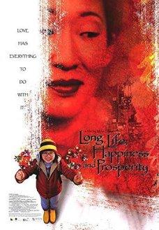 Long Life Happiness Prosperity
